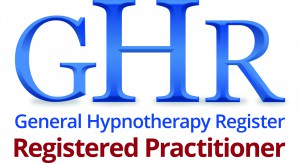 ghr logo (registered practitioner) vector - CMYK - print V2
